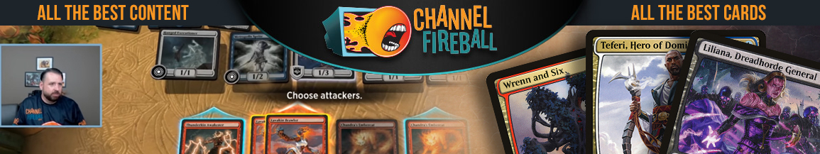 Channel Fireball: All The Best Cards, All The Best Content